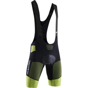 X-Bionic Effektor G2 Bike Bib Shorts Padded Herren opal black/effektor green